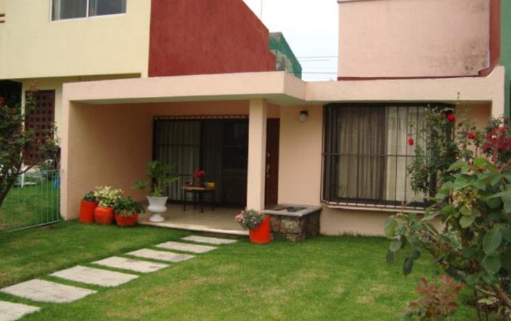 Foto de casa en venta en  7, ahuatepec, cuernavaca, morelos, 1590182 No. 02