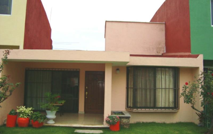 Foto de casa en venta en  7, ahuatepec, cuernavaca, morelos, 1590182 No. 05