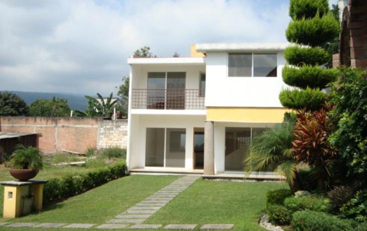 Foto de casa en venta en  7, ahuatepec, cuernavaca, morelos, 1846758 No. 01