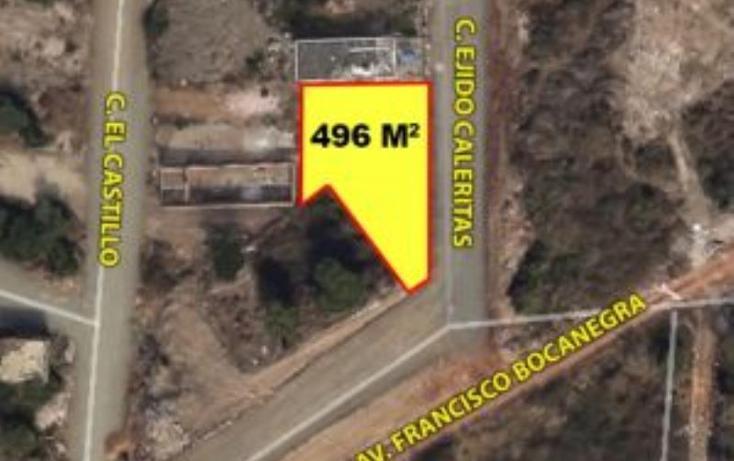 Foto de terreno comercial en renta en  7, ampliación valle del ejido, mazatlán, sinaloa, 1075413 No. 01