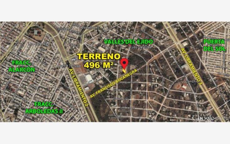 Foto de terreno comercial en renta en  7, ampliación valle del ejido, mazatlán, sinaloa, 1075413 No. 03