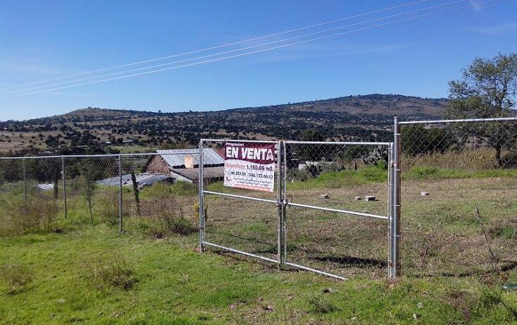 Foto de terreno habitacional en venta en  7, atlangatepec, atlangatepec, tlaxcala, 610679 No. 02