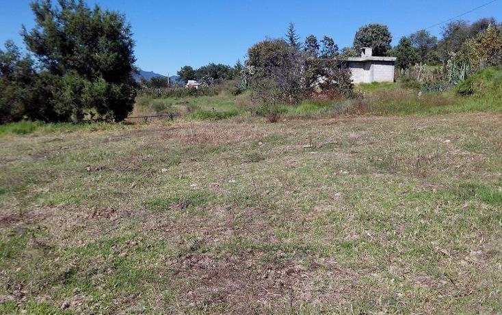 Foto de terreno habitacional en venta en  7, atlangatepec, atlangatepec, tlaxcala, 610679 No. 04