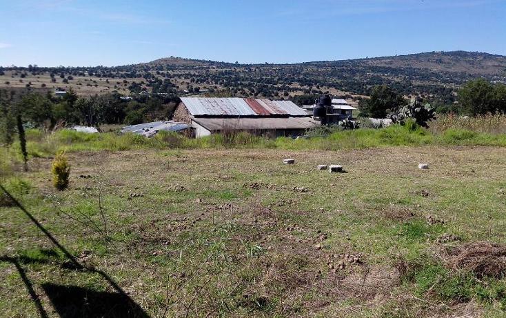 Foto de terreno habitacional en venta en  7, atlangatepec, atlangatepec, tlaxcala, 610679 No. 05