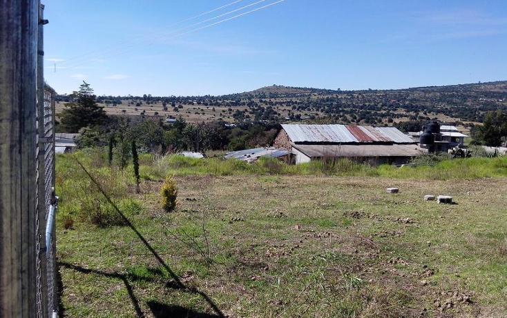 Foto de terreno habitacional en venta en  7, atlangatepec, atlangatepec, tlaxcala, 610679 No. 06