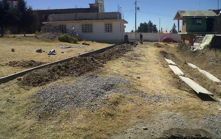 Foto de terreno habitacional en venta en  7, atlangatepec, atlangatepec, tlaxcala, 610679 No. 08