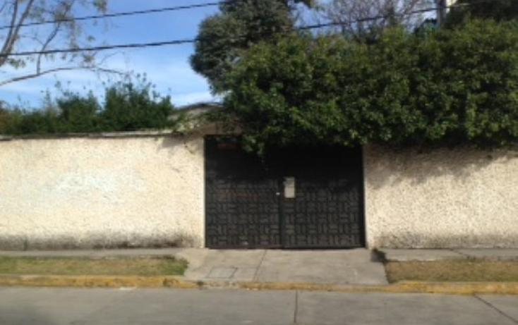 Foto de casa en venta en  7, bosques de morelos, cuautitlán izcalli, méxico, 1935284 No. 01