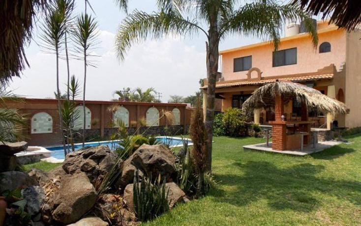 Foto de casa en renta en  7, burgos, temixco, morelos, 376152 No. 01