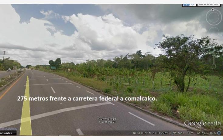 Foto de terreno habitacional en venta en  7, cunduacan centro, cunduacán, tabasco, 1615080 No. 02