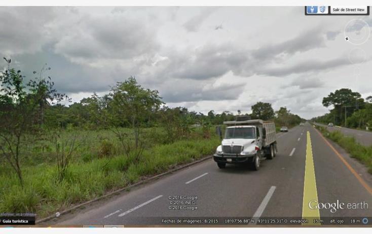Foto de terreno habitacional en venta en  7, cunduacan centro, cunduacán, tabasco, 1615080 No. 07