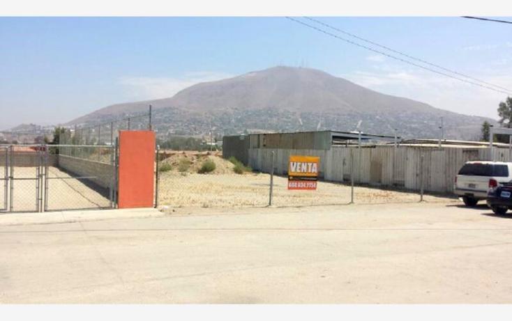 Foto de terreno habitacional en venta en  7, garc?a, tijuana, baja california, 1742761 No. 01