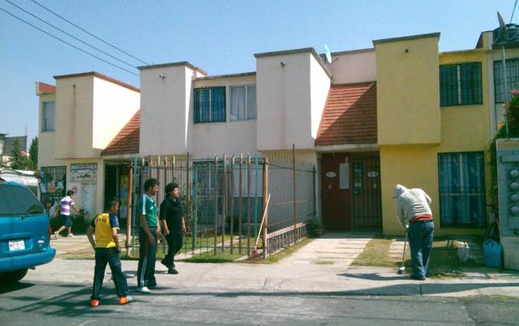 Foto de casa en venta en  7, granjas chalco, chalco, m?xico, 478799 No. 01