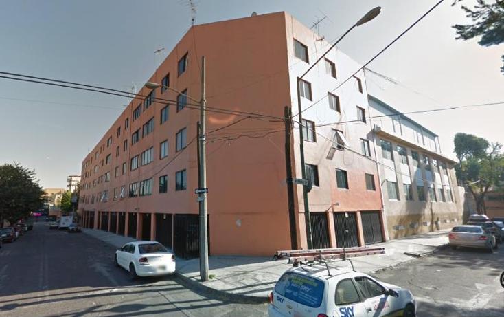 Foto de departamento en venta en  7, independencia, benito juárez, distrito federal, 1985096 No. 01