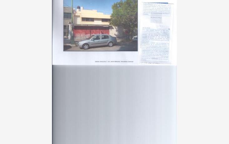 Foto de casa en venta en  7, jard?n balbuena, venustiano carranza, distrito federal, 779259 No. 01