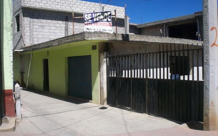 Foto de casa en venta en  7, loma alta, villa del carbón, méxico, 1842358 No. 02