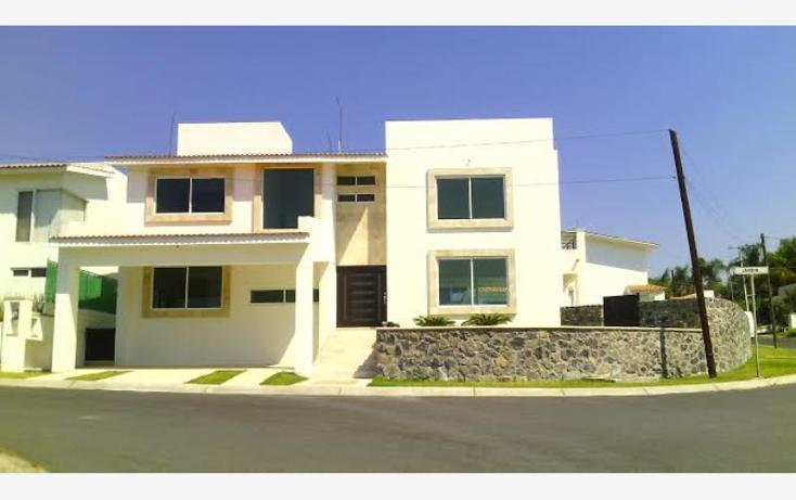 Foto de casa en venta en  7, lomas de cocoyoc, atlatlahucan, morelos, 1230901 No. 01