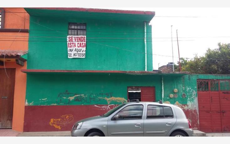 Foto de casa en venta en  7, maría auxiliadora, san cristóbal de las casas, chiapas, 1476983 No. 08