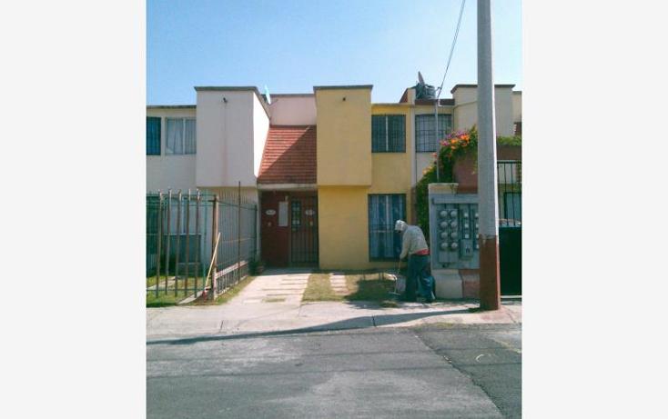 Foto de casa en venta en  7, paseos de chalco, chalco, m?xico, 469571 No. 01