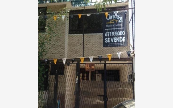 Foto de casa en venta en  7, paseos de churubusco, iztapalapa, distrito federal, 1216317 No. 01