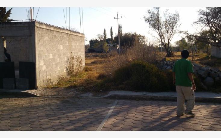 Foto de terreno habitacional en venta en  7, primera sección, amaxac de guerrero, tlaxcala, 610678 No. 01
