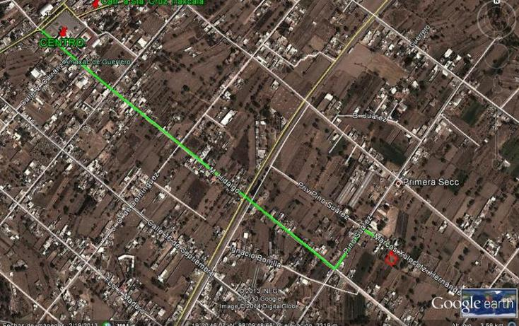 Foto de terreno habitacional en venta en  7, primera sección, amaxac de guerrero, tlaxcala, 610678 No. 02