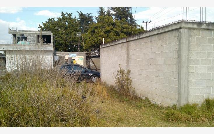 Foto de terreno habitacional en venta en  7, primera sección, amaxac de guerrero, tlaxcala, 610678 No. 03