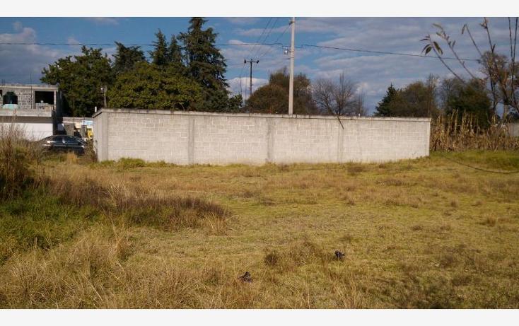 Foto de terreno habitacional en venta en  7, primera sección, amaxac de guerrero, tlaxcala, 610678 No. 05