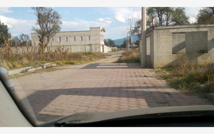 Foto de terreno habitacional en venta en  7, primera sección, amaxac de guerrero, tlaxcala, 610678 No. 06