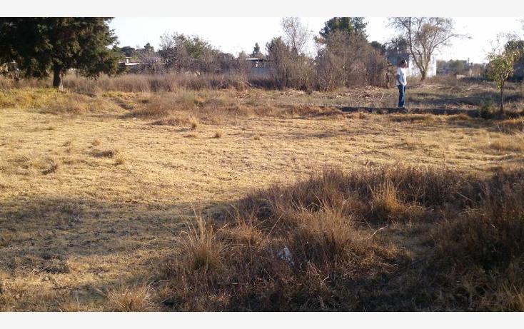 Foto de terreno habitacional en venta en  7, primera sección, amaxac de guerrero, tlaxcala, 610678 No. 07