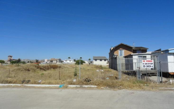 Foto de terreno habitacional en venta en  7, reforma, playas de rosarito, baja california, 433855 No. 01