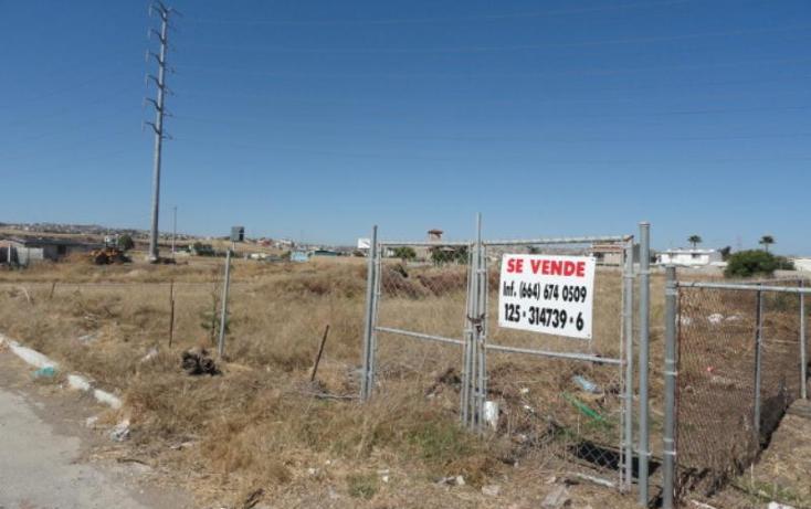 Foto de terreno habitacional en venta en  7, reforma, playas de rosarito, baja california, 433855 No. 02