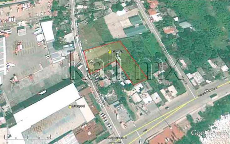 Foto de terreno comercial en renta en  7, zapote gordo, tuxpan, veracruz de ignacio de la llave, 578005 No. 02