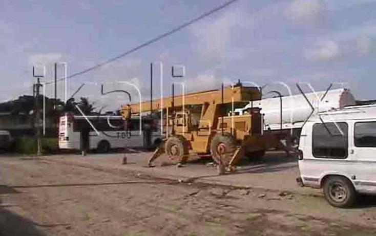 Foto de terreno comercial en renta en  7, zapote gordo, tuxpan, veracruz de ignacio de la llave, 578005 No. 07