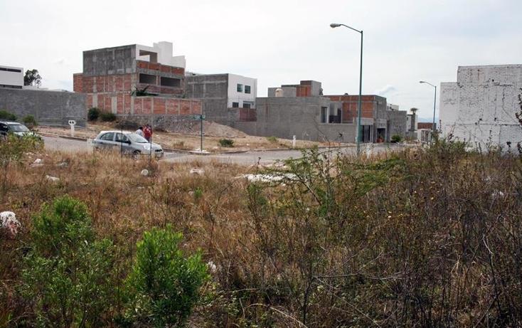 Foto de terreno habitacional en venta en carlos fuentes 70, lomas de santa maria, morelia, michoacán de ocampo, 790911 No. 06