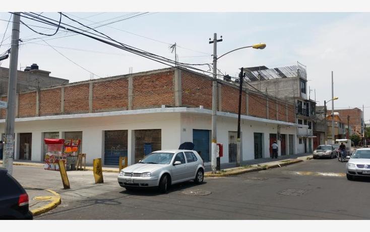 Foto de edificio en venta en  70, pav?n secci?n silvia, nezahualc?yotl, m?xico, 1993008 No. 01