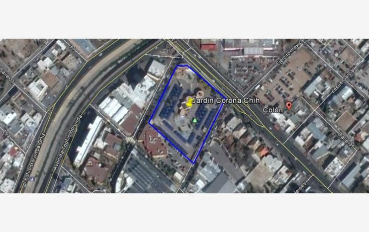 Foto de terreno comercial en venta en cristobal colon 700, colon, chihuahua, chihuahua, 2652710 No. 02
