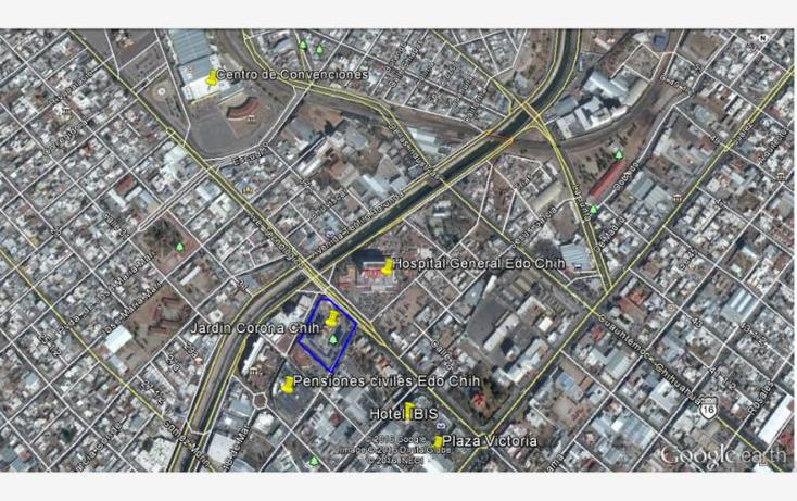 Foto de terreno comercial en venta en cristobal colon 700, colon, chihuahua, chihuahua, 2652710 No. 03