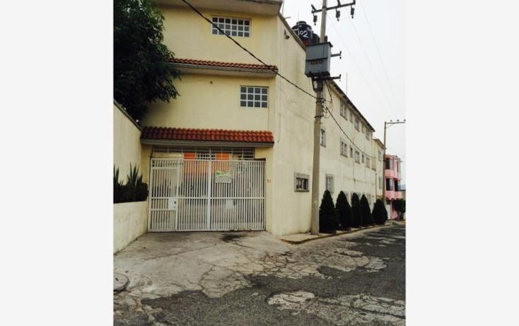 Foto de departamento en venta en  700, san miguel xochimanga, atizapán de zaragoza, méxico, 1901908 No. 01