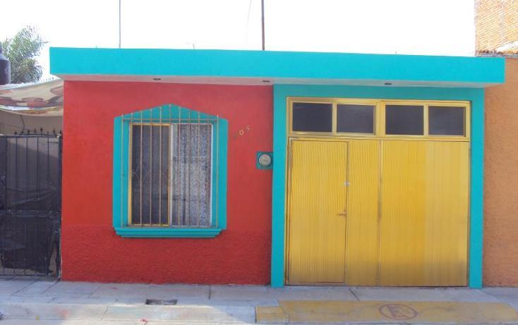 Foto de casa en venta en  700, villa de nuestra señora de la asunción sector san marcos, aguascalientes, aguascalientes, 2820650 No. 01