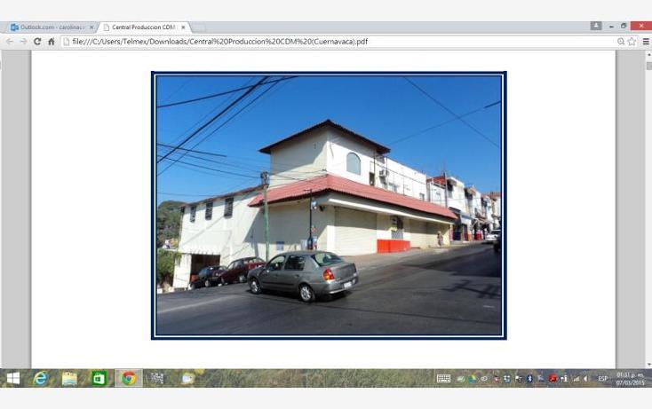 Foto de local en venta en  701, la esperanza, cuernavaca, morelos, 804641 No. 36