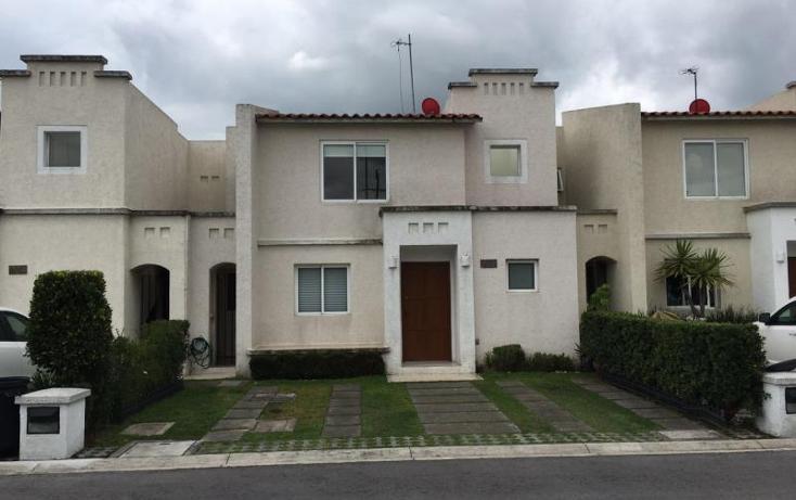 Foto de casa en venta en  702, llano grande, metepec, méxico, 2660905 No. 01
