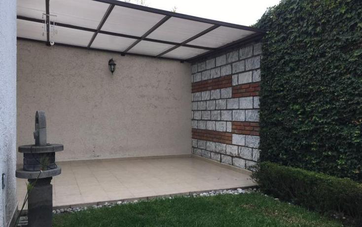Foto de casa en venta en  702, llano grande, metepec, méxico, 2660905 No. 39