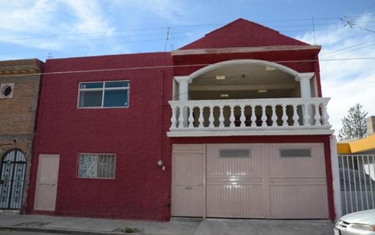 Foto de casa en venta en  703, valle del sur, durango, durango, 396851 No. 01
