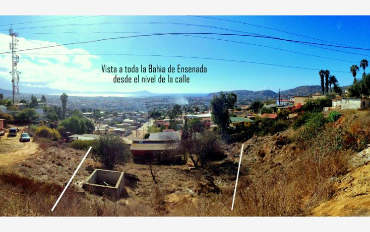 Foto de terreno habitacional en venta en  706, piedras negras, ensenada, baja california, 1410229 No. 02