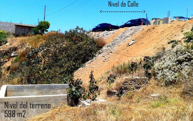 Foto de terreno habitacional en venta en  706, piedras negras, ensenada, baja california, 1410229 No. 04