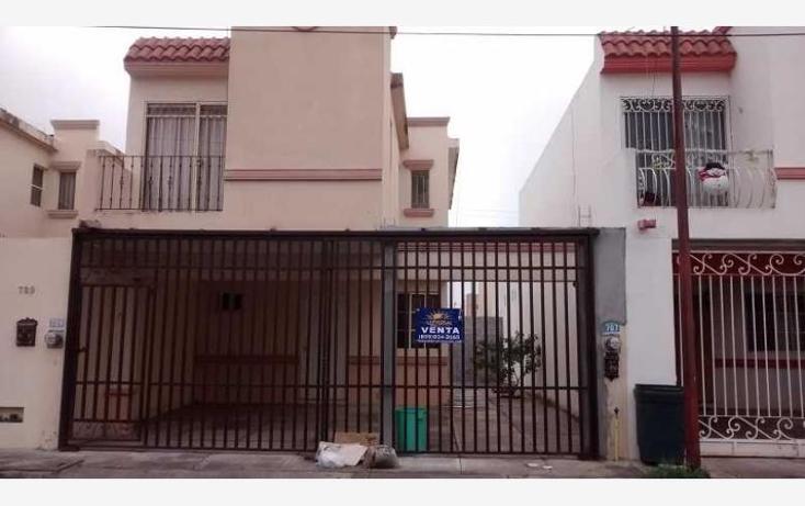 Foto de casa en venta en  707, vista hermosa, reynosa, tamaulipas, 2035996 No. 01