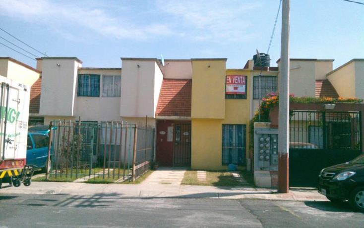 Foto de casa en venta en  71, paseos de chalco, chalco, méxico, 705460 No. 01