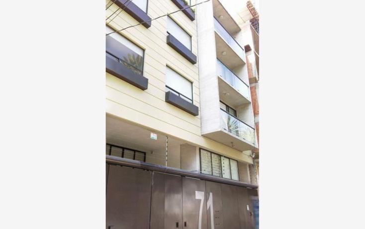 Foto de departamento en venta en  71, vertiz narvarte, benito juárez, distrito federal, 2825239 No. 14