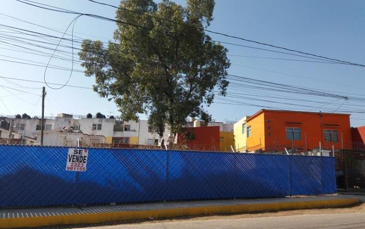 Foto de terreno habitacional en venta en diagonal del ferrocarril 711, santiago momoxpan, san pedro cholula, puebla, 1981384 No. 01