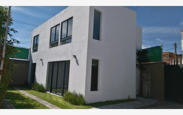 Foto de casa en venta en  711, santiago momoxpan, san pedro cholula, puebla, 2032484 No. 01